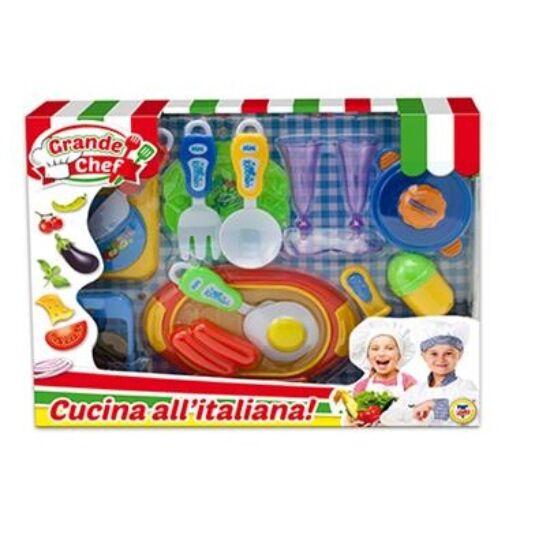 Grande Chef Reggeliző Készlet
