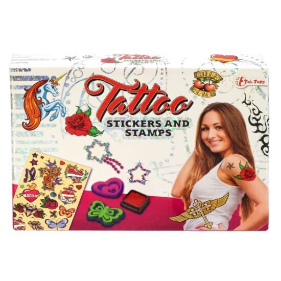 Tetováló Készlet
