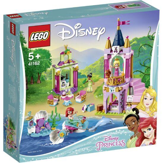 Lego Disney: Ariel, Aurora és Tiana Királyi Ünnepsége 41162