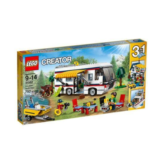 Lego Creator 3in1: Hétvégi Kiruccanás 31052