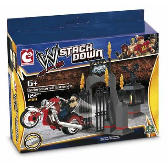 Stack Down Építőjáték Motoros