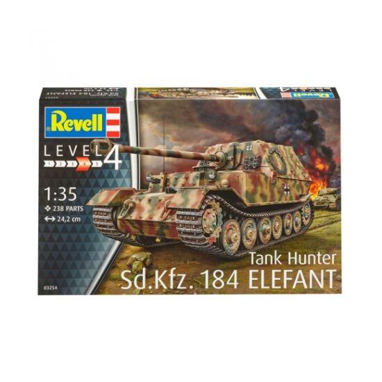 Revell Sd.Kfz. 184 ELEFANT Tank Hunter 03254