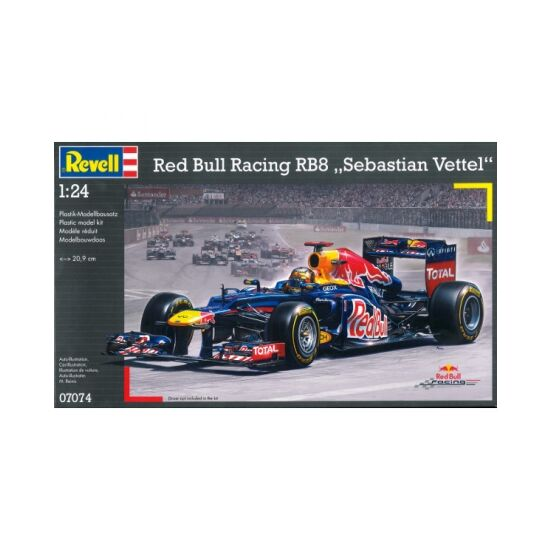 "Revell Red Bull Racing RB8 ""Sebastian Vettel"" 07074"