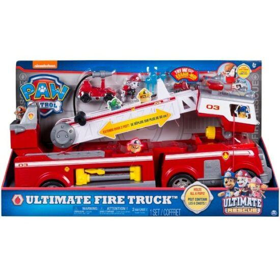 Mancs Őrjárat: Tűzoltó Autó