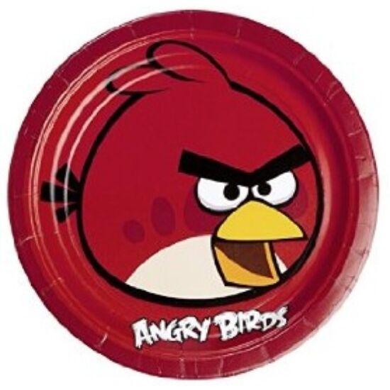 Angry Birds Parti Tányér