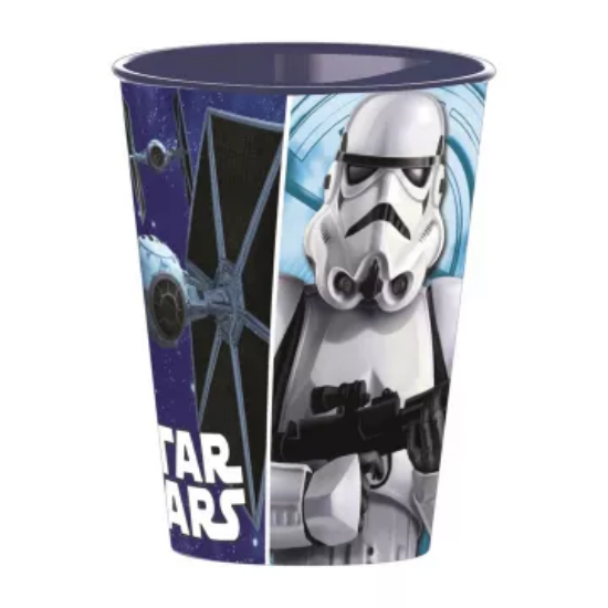 Star Wars-os Műanyag Pohár