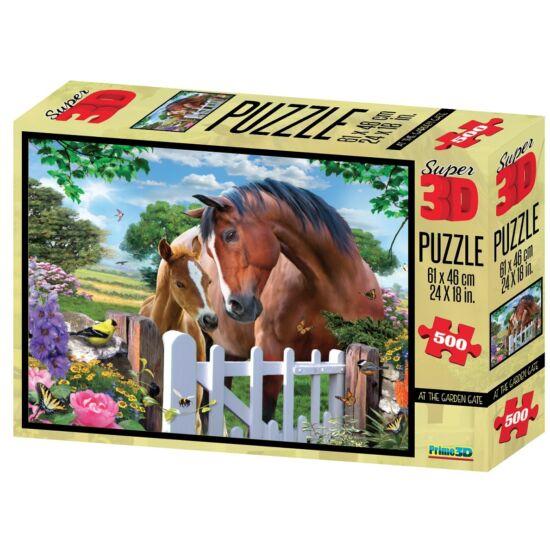Howard Robinson Super 3 D Puzzle: Lovak