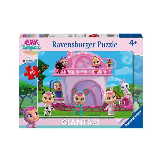 Ravensburger Cry Babies Puzzle 60 db-os