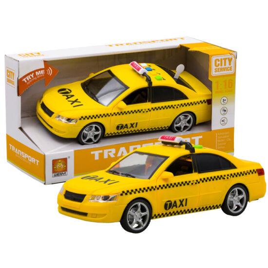Hangot Kiadó Taxi