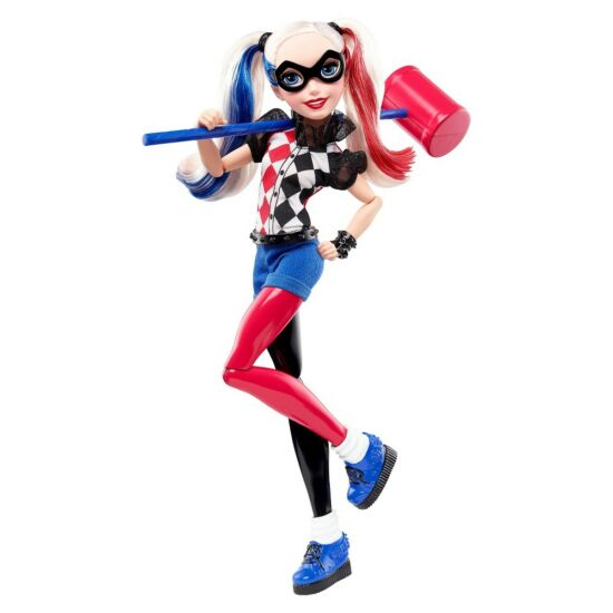 DC Super Hero Girls: Harley Quinn Baba - Mattel