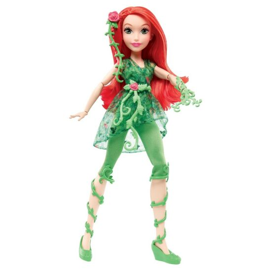 DC Super Hero Girls: Poison Ivy Baba - Mattel