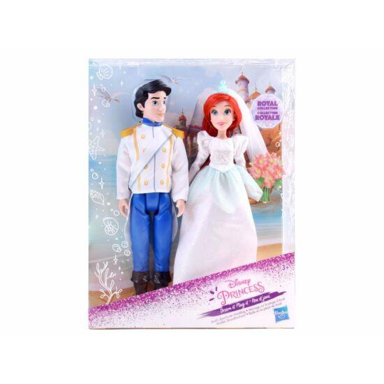 Ariel és Erik Herceg Esküvője