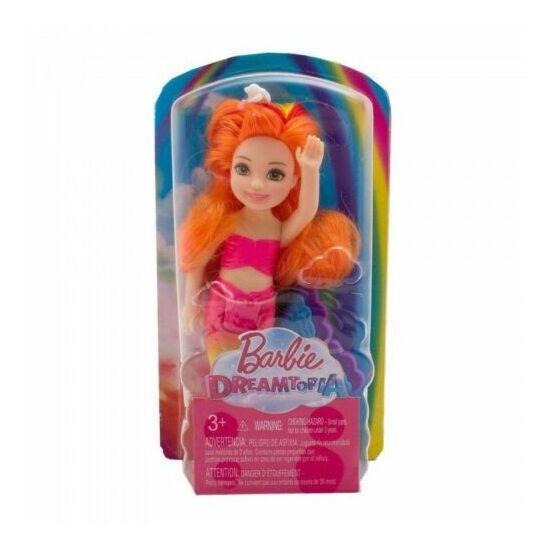 Barbie Dreamtopia Kis Sellő