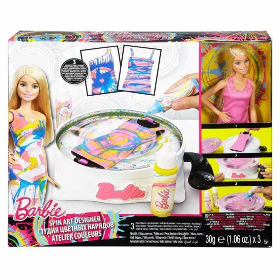 Barbie Ruhafestő Műhely