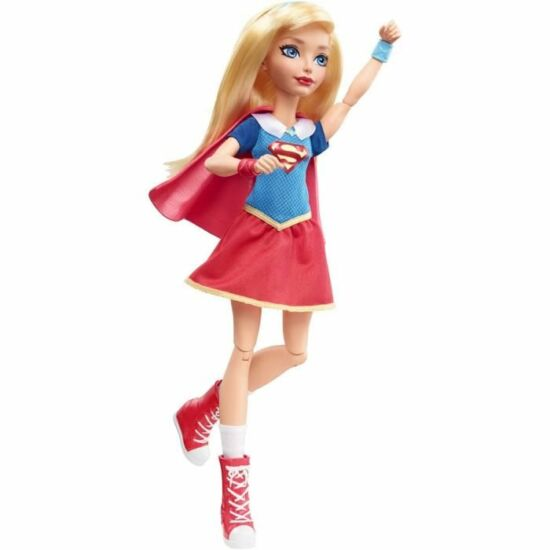DC Super Hero Girls: Supergirl Baba - Mattel
