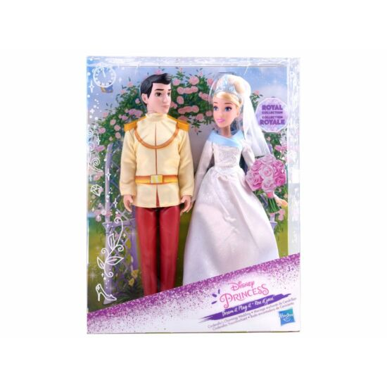 Hamupipőke és a Herceg Esküvője