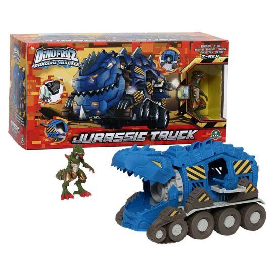 Dinofroz Dragons Revenge: Jurassic Truck
