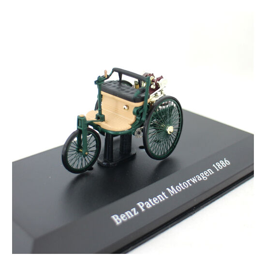 Mercedes-Benz Patent Motor Car 1886 1:43 Modell Autó