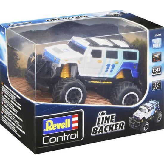 Revell RC Line Backer Car