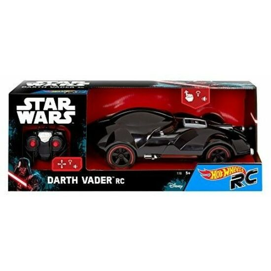 Star Wars Darth Vader RC Autó - Hot Wheels