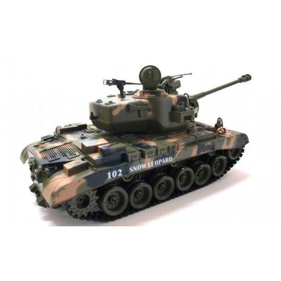 Zegan RC Tank (M26) Airsoftos