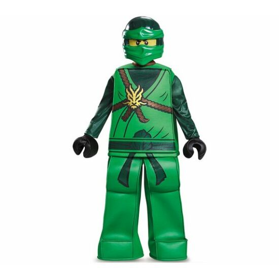 Lego Ninjago Lloyd deluxe jelmez