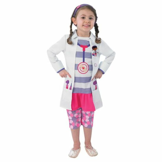 Rubies Dr. Plüssi jelmez 2-3 év