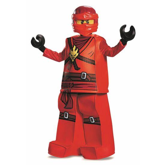 Lego Ninjago Kai deluxe jelmez