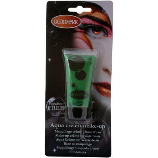 Goodmark zöld színű arcfesték, tubusos