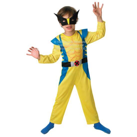 Rubies Rozsomák (Wolverine) szuperhős jelmez