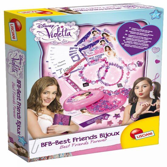 Disney Violetta Barátság-Ékszerkészítő