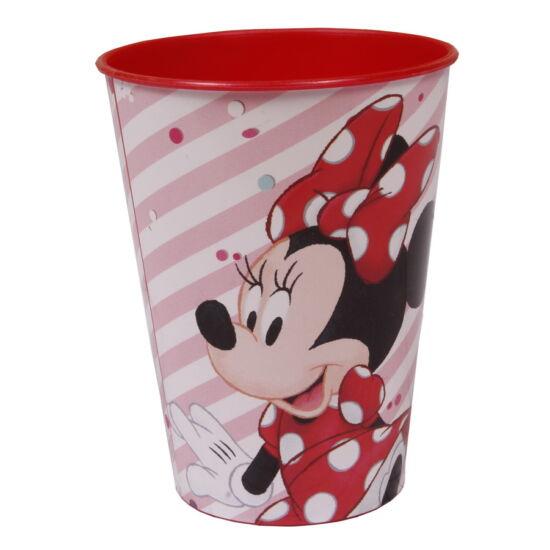 Minnie Egeres Műanyag Pohár
