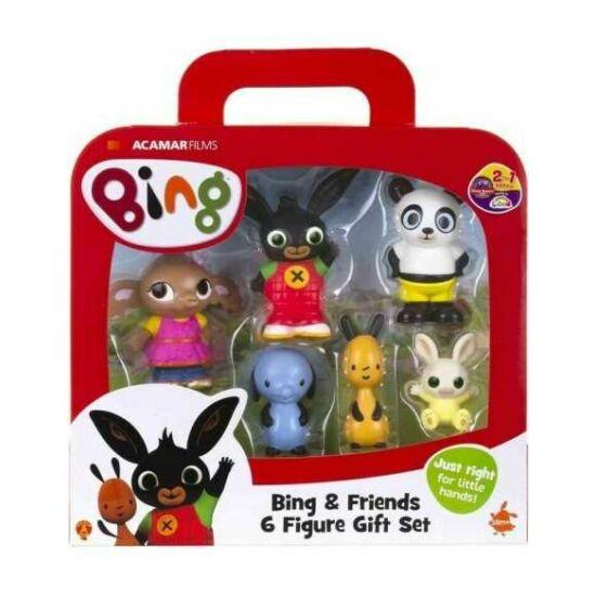 Bing Nyuszi és Barátai Együtt