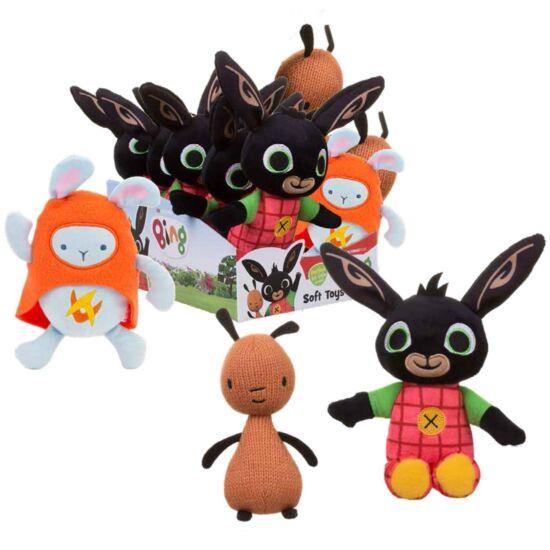 Bing Nyuszi és Barátai Plüssök 18 cm