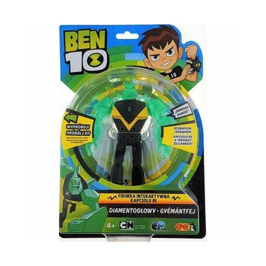 Ben 10 - Gyémántfej Figura