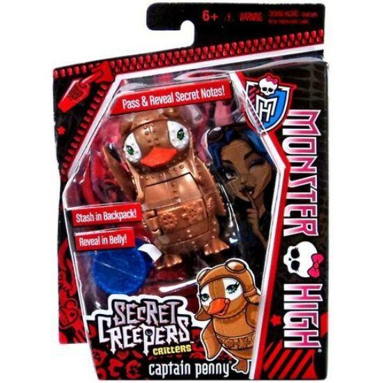 Monster High  Robbecca állata: Penny Kapitány