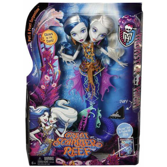 Monster High: Peri & Pearl Serpentine Baba