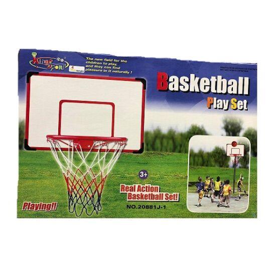 Falra Szerelhető Kosárlabda Palánk Szett