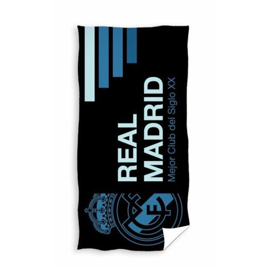 Real Madrid Fekete - Kék Törölköző