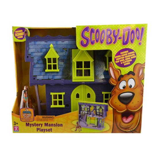 Scooby-Doo szellem ház