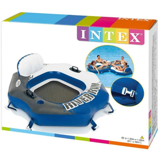 Intex River Run Fotelmatrac Kapaszkodóval