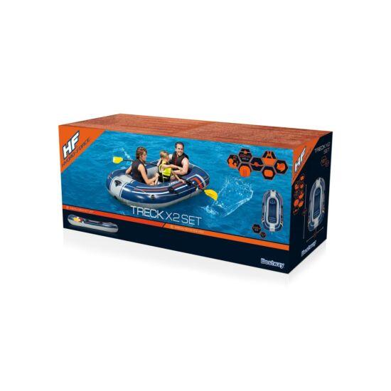 Bestway Csónak Hydro-Force Treck X2 Set