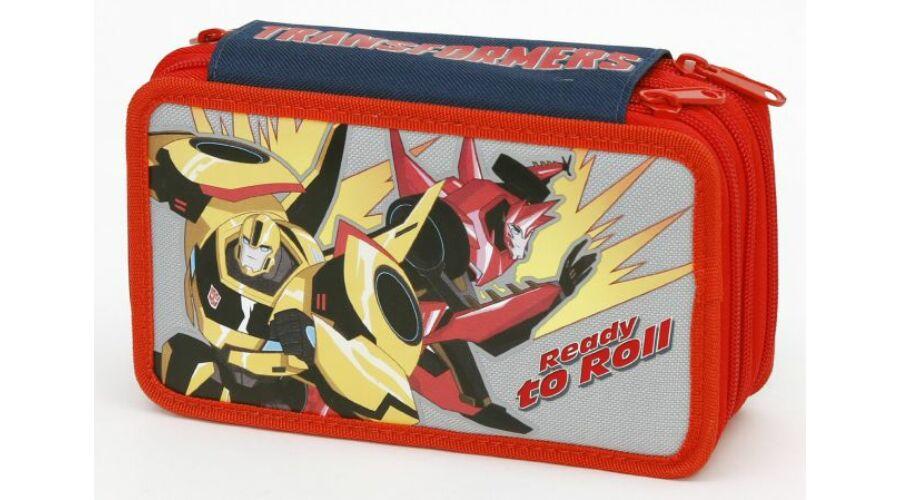 abcfff44e188 Transformers tolltartó 3 emeletes, töltött - Iskolai felszerelés