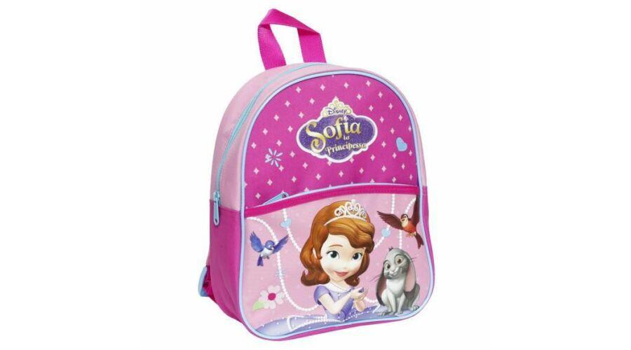 4287045c8f26 Sofia rózsaszín ovis hátizsák - Hercegnők